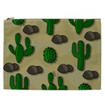 Cactuses Cosmetic Bag (XXL)