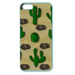 Cactuses Apple Seamless iPhone 5 Case (Color)