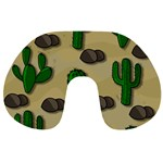 Cactuses Travel Neck Pillows