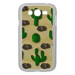 Cactuses Samsung Galaxy Grand DUOS I9082 Case (White)