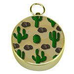 Cactuses Gold Compasses