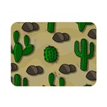 Cactuses Double Sided Flano Blanket (Mini)