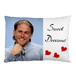 Charlie Hunnam Pillow Case
