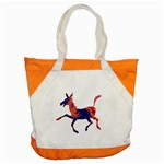 Funny Donkey Accent Tote Bag