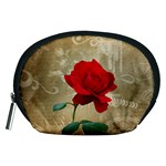 Red Rose Art Accessory Pouch (Medium)