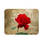Red Rose Art Double Sided Flano Blanket (Mini)