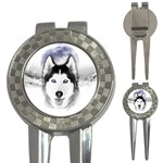 Wolf Moon Mountains 3-in-1 Golf Divot