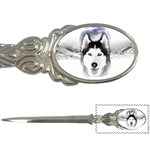 Wolf Moon Mountains Letter Opener
