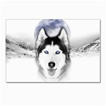 Wolf Moon Mountains Postcards 5  x 7  (Pkg of 10)