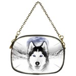 Wolf Moon Mountains Chain Purse (One Side)