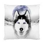 Wolf Moon Mountains Standard Cushion Case (One Side)