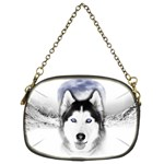 Wolf Moon Mountains Chain Purse (Two Sides)