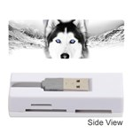 Wolf Moon Mountains Memory Card Reader (Stick)