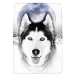 Wolf Moon Mountains Removable Flap Cover (S)