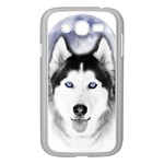 Wolf Moon Mountains Samsung Galaxy Grand DUOS I9082 Case (White)