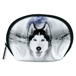 Wolf Moon Mountains Accessory Pouch (Medium)
