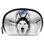 Wolf Moon Mountains Accessory Pouch (Large)
