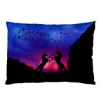 Unicorn Sunset Pillow Case (Two Sides)