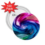 Water Paint 2.25  Button (100 pack)