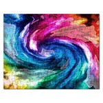Water Paint Jigsaw Puzzle (Rectangular)