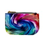Water Paint Mini Coin Purse