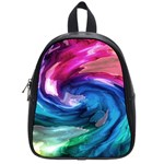 Water Paint School Bag (Small)