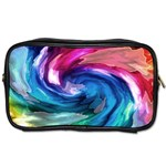 Water Paint Toiletries Bag (Two Sides)