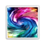 Water Paint Memory Card Reader (Square)