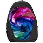 Water Paint Backpack Bag