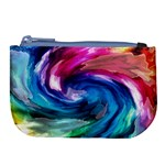 Water Paint Large Coin Purse