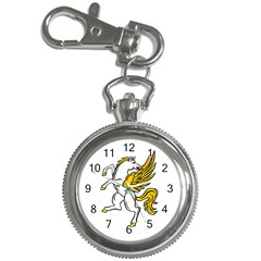 Pegasus Key Chain Watch from ArtsNow.com Front
