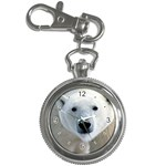 Fabulous Polar Bear Key Chain Watch