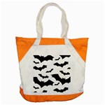 Deathrock Bats Accent Tote Bag