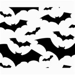 Deathrock Bats Canvas 16  x 20