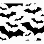 Deathrock Bats Canvas 20  x 24