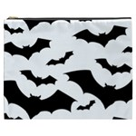 Deathrock Bats Cosmetic Bag (XXXL)