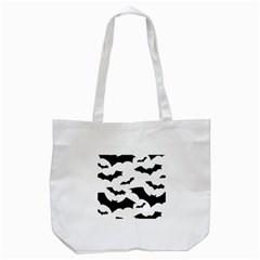 Deathrock Bats Tote Bag (White) from ArtsNow.com Front