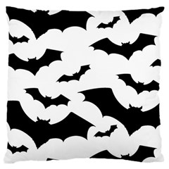 Deathrock Bats Standard Flano Cushion Case (Two Sides) from ArtsNow.com Front