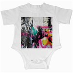 Graffiti Grunge Infant Creeper from ArtsNow.com Front