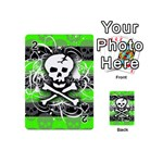 Deathrock Skull Playing Cards 54 Designs (Mini)