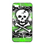 Deathrock Skull iPhone 4/4s Seamless Case (Black)