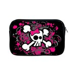 Girly Skull & Crossbones Apple MacBook Pro 13  Zipper Case