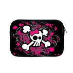 Girly Skull & Crossbones Apple MacBook Pro 15  Zipper Case