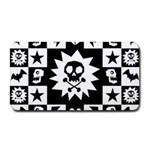 Gothic Punk Skull Medium Bar Mat