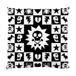 Gothic Punk Skull Standard Cushion Case (Two Sides)