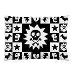 Gothic Punk Skull Pillow Case