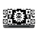 Gothic Punk Skull Memory Card Reader with CF