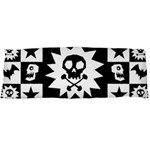 Gothic Punk Skull Body Pillow Case (Dakimakura)