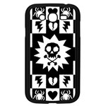 Gothic Punk Skull Samsung Galaxy Grand DUOS I9082 Case (Black)