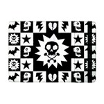 Gothic Punk Skull Apple iPad Mini 2 Flip Case